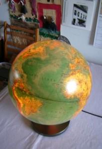 2 Die Erde wird geteilt